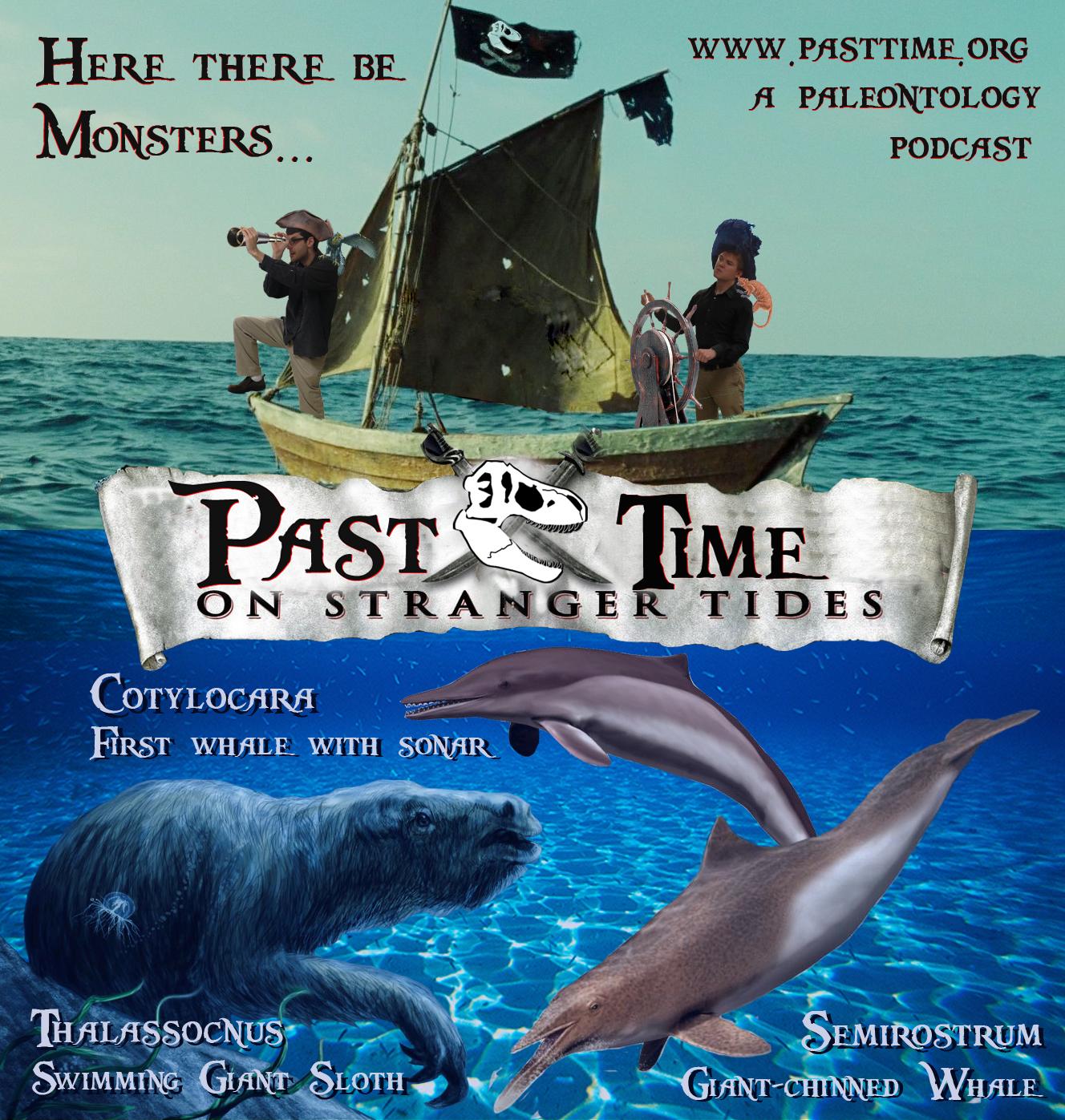 Past Time On Stranger Tides