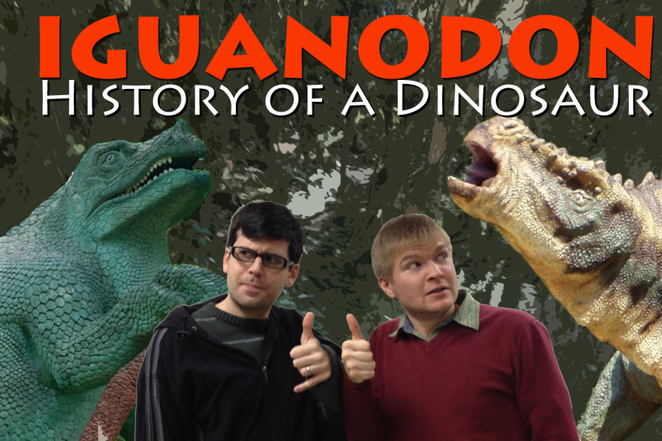 Video: Iguanodon, History of a Dinosaur!
