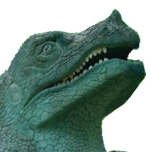 Old Iguanodon