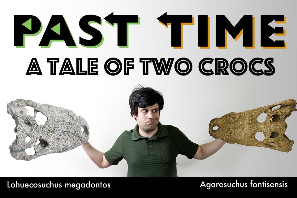 A Tale of Two Crocs: Predators of Cretaceous Spain