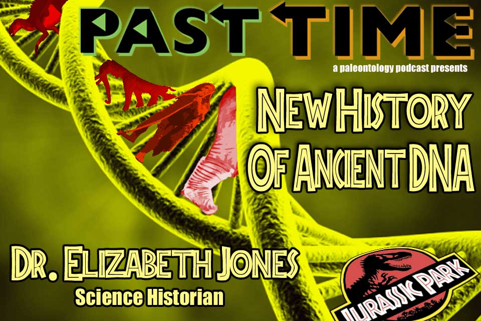 Episode 21: New History of Ancient DNA
