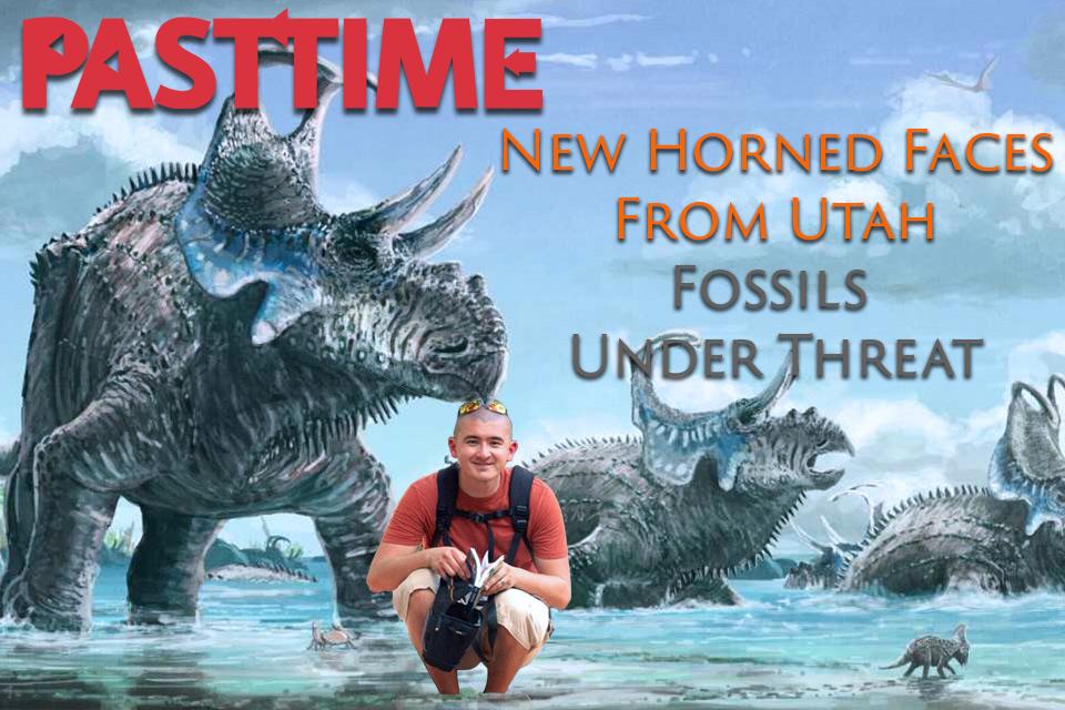 Episode 27 – Machairoceratops: An Extinct Horned Dinosaur Under Threat!